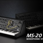 KORG アナログモノフォニックシンセサイザー MS-20 mini
